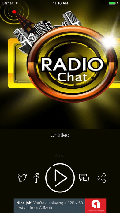 radio chat from inversiones