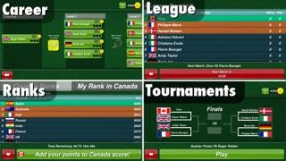 テニスチャンピオン3Dスクリーンショット3