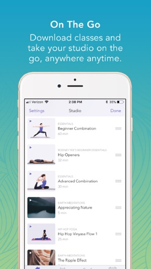 Yoga Studio: Meditation & Body Screenshot