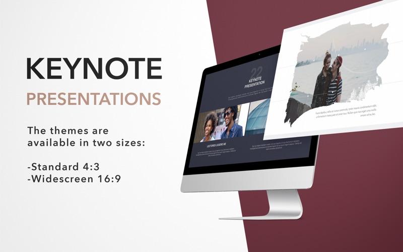 DesiGN for Keynote Templates for Mac 7.3 激活版 - Keynote模板合计