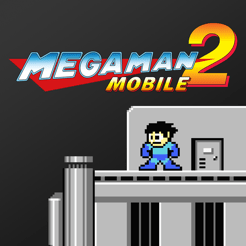 ‎MEGA MAN 2 MOBILE