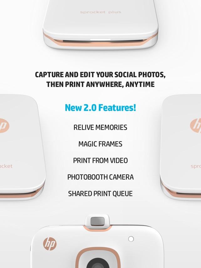 643x0w HP Sprocket - der Fotodrucker für unterwegs im Test Foto Gadgets Reviews Software Technology Testberichte
