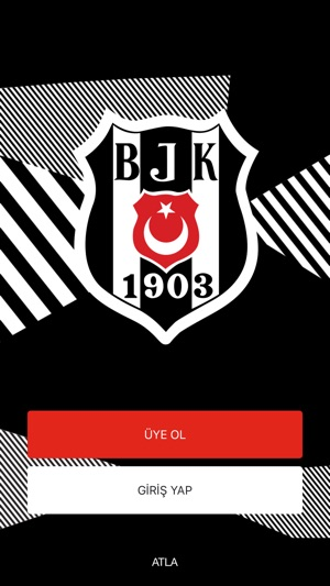 ‎Besiktas JK Screenshot