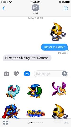 Ristar Classic Screenshot