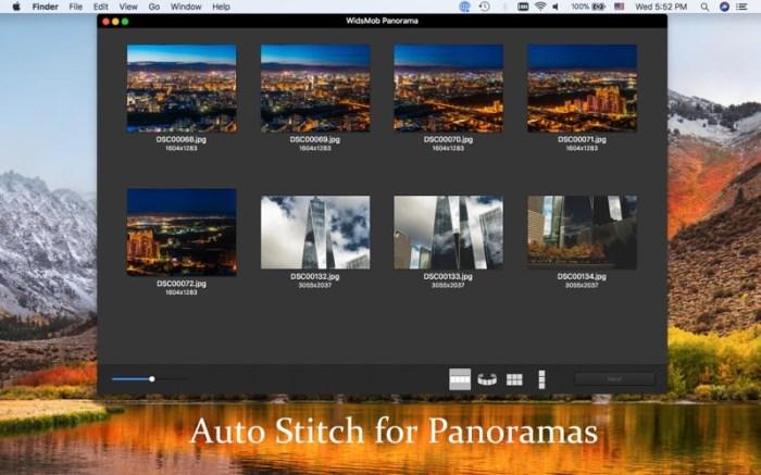 WidsMob Panorama-Photo Stitch Screenshot 01 131ea5n