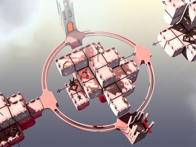 Euclidean Skies Screenshot