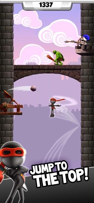 NinJump™ Deluxe Screenshot