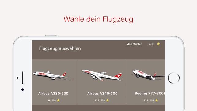 LX Flight Simulator Screenshot