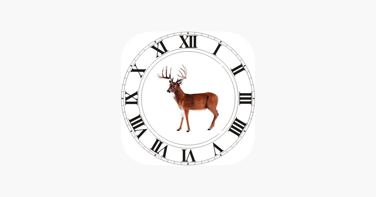 Best Hunting Times on the App Store