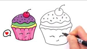 draw foods iphone