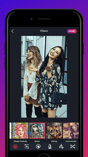 Fyuse - 3D Photos Screenshot