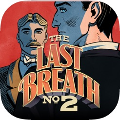‎Sherlock Holmes: The Last Breath (Ink Spotters)