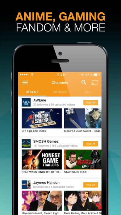 Download Viewster  Free Movies TV  Anime iOS Apps