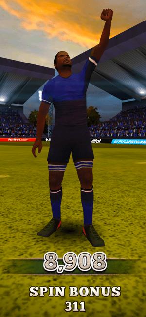 Flick Rugby Screenshot