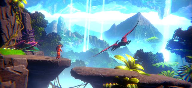Little Orpheus Screenshot