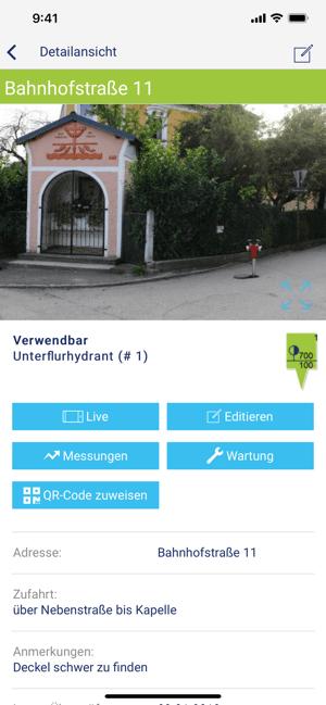 wasserkarte.info Screenshot