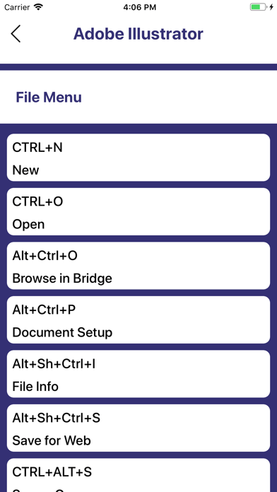 KeyboardShortcut 1.2 IOS