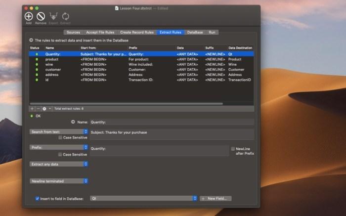 Data Extractor Screenshot 03 13at2wn