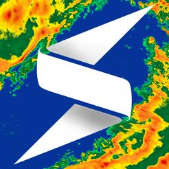 Storm Radar: Wetterkarte