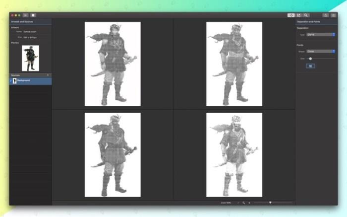 Separation Studio Screenshot 01 ednlgfy