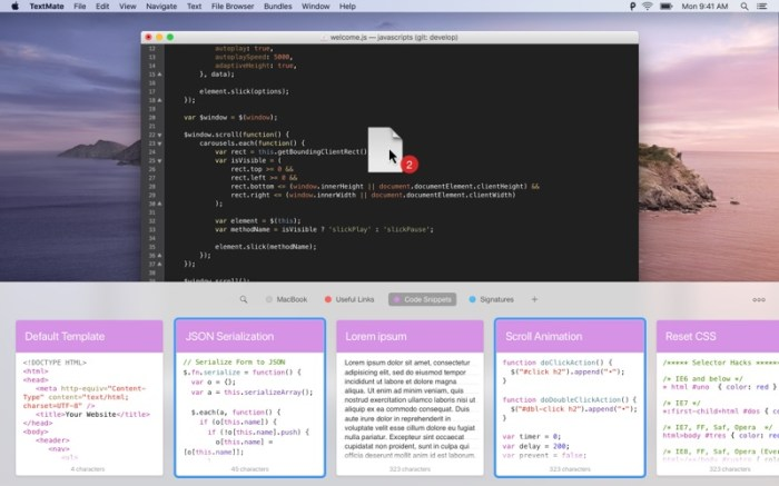 Paste - Clipboard Manager Screenshot 03 12v5xon