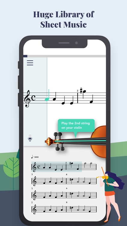 Trala: Learn Violin by Trala, Inc.