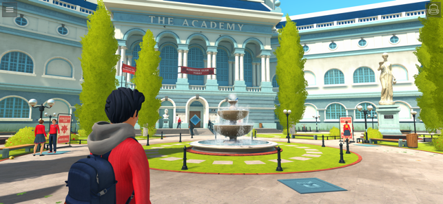 ‎The Academy: The First Riddle Screenshot