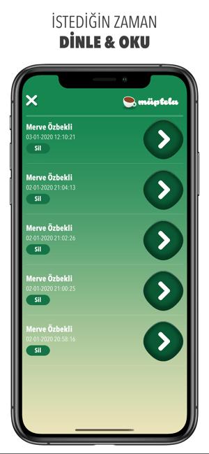 Müptela - Sesli Kahve Falı Screenshot