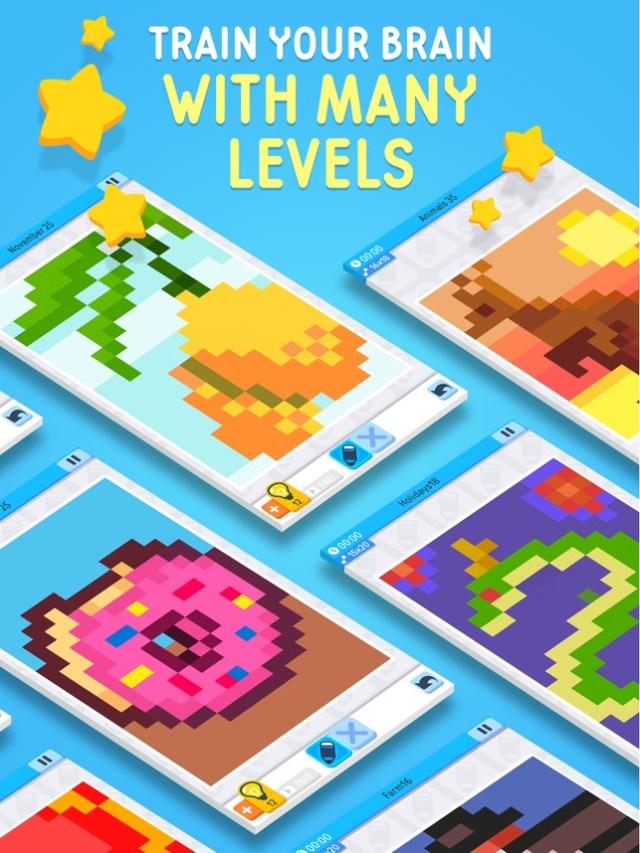 Logic Pic: Nonogram & Picross Screenshot