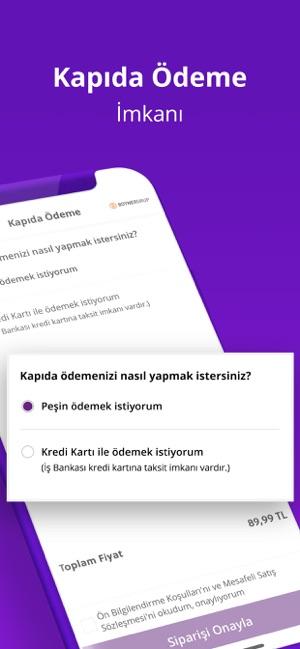 Morhipo Screenshot