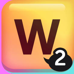 ‎Words With Friends 2