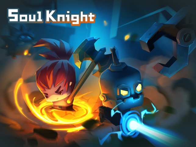 soul knight mod apk all characters unlocked