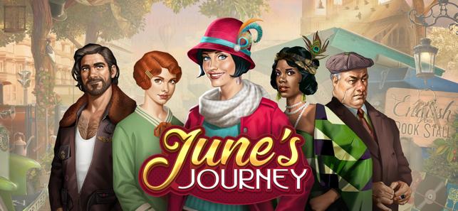 June's Journey Screenshot