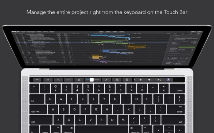 Project Office: Gantt chart Screenshot 04 x36bkn