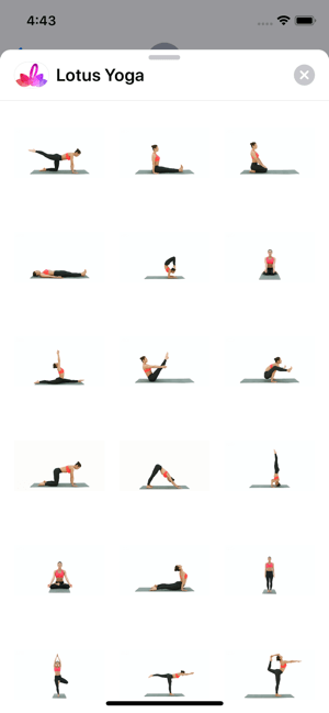 Lotus | Yoga and Workout Screenshot
