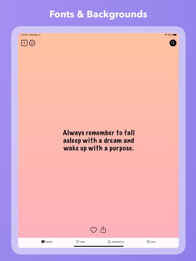 Motivatie: Motivational Quotes Screenshot
