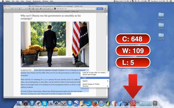 Word Count Icon Screenshot 03 138nyzn