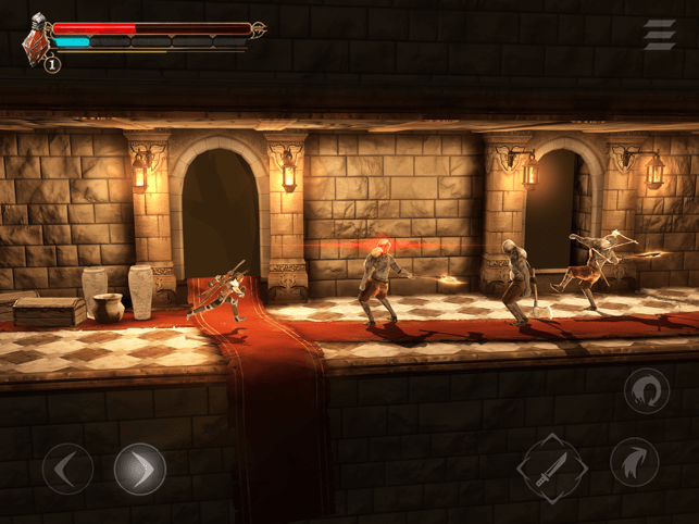 Grimvalor Screenshot