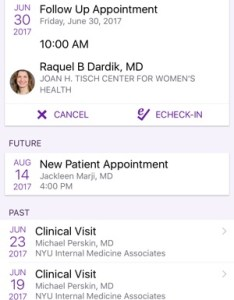 Nyu langone health mychart also on the app store rh itunesle