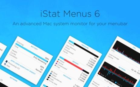 iStat Menus 6.51 Crack [MAC] Alternative Free Serial Key