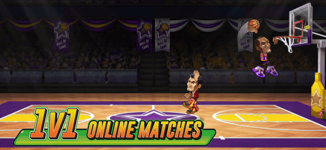 Basketball Arena Screenshot