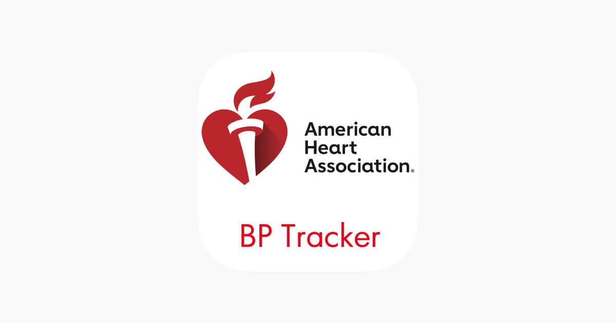 ‎AHA BP Tracker on the App Store