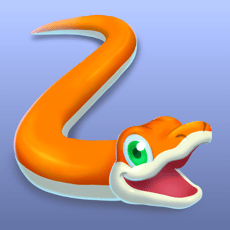 Snake Rivals - snakes io game