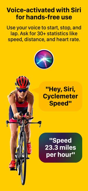 Cyclemeter Cycling Tracker Screenshot