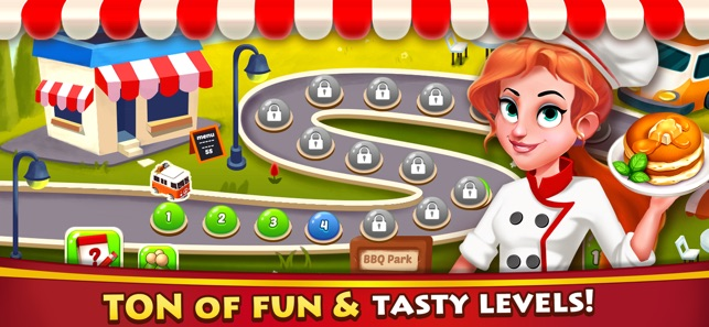 kitchen game small solutions ikea cooking grace crazy chef on the app store 12