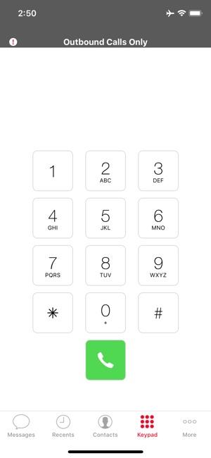 Gogo Text & Talk (Biz Av) on the App Store