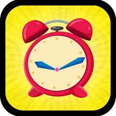 Math Telling Time Clock Game