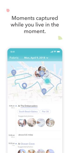 Fabric · Effortless Journal Screenshot