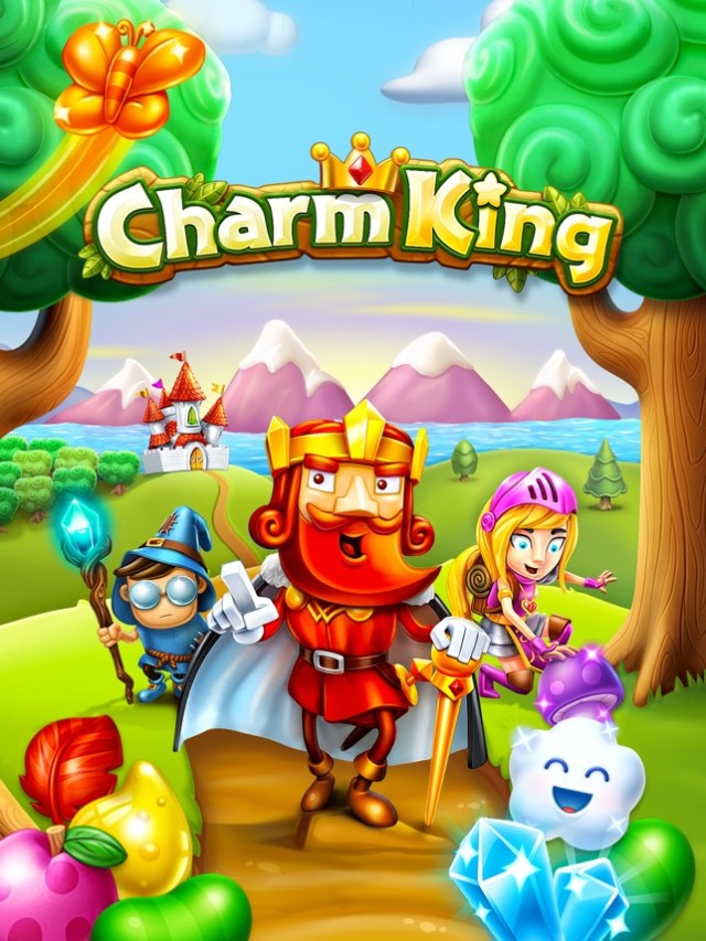 Charm King™ Screenshot