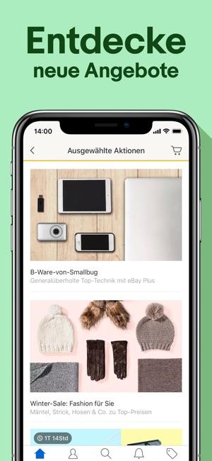 eBay: Kaufen & Verkaufen Screenshot